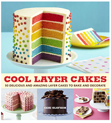 Cool Layer Cakes by Ceri Olofson