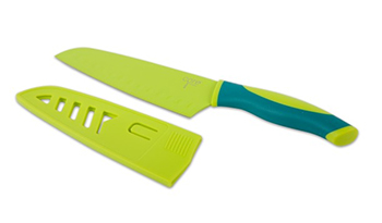 Core Home Santoku Knife Lime
