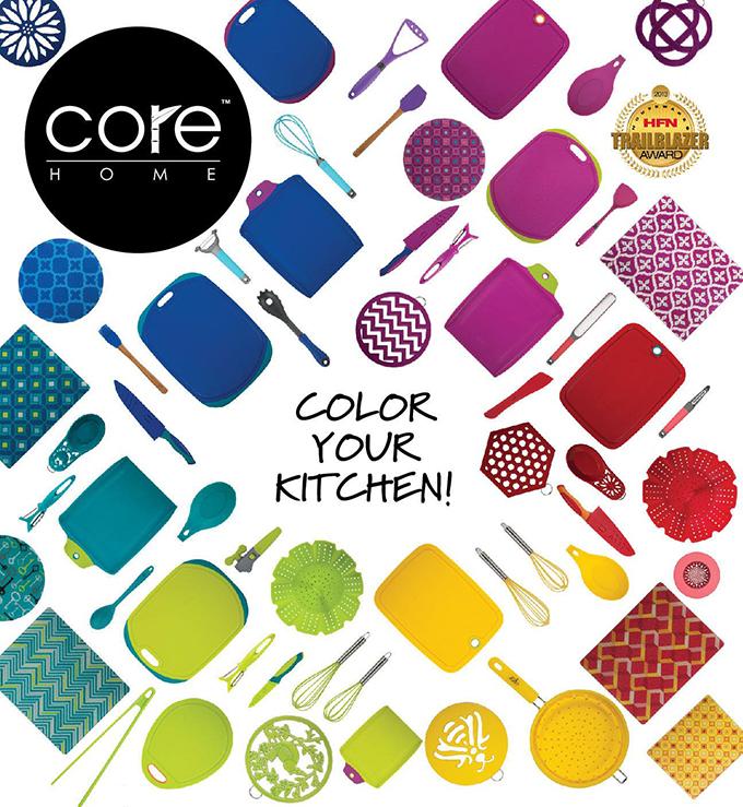 Colour Your Kitchen - Core Kitchen Review & Giveaway | Elizabeth\'s ...