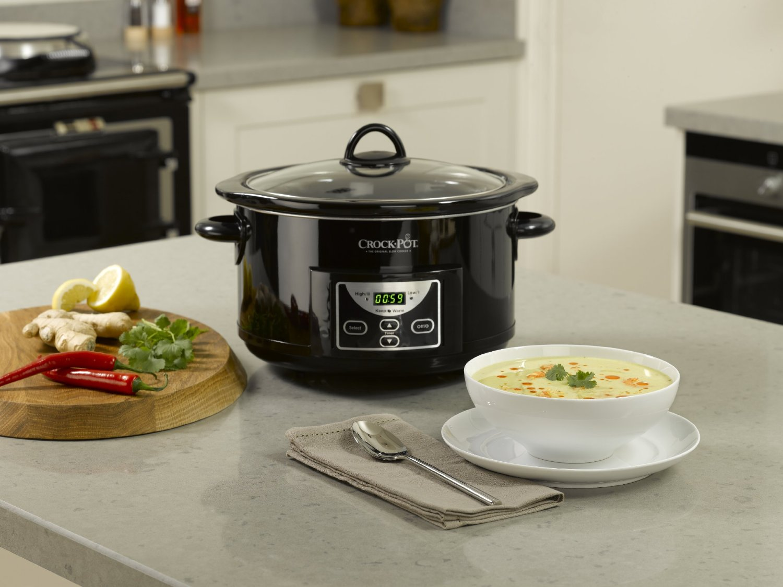 Crock Pot 4.7 litre count down