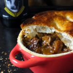 Shetland beef and ale slow cooker pie