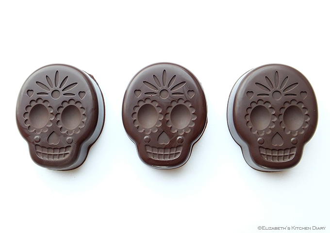 Zombie Brain Chocolates