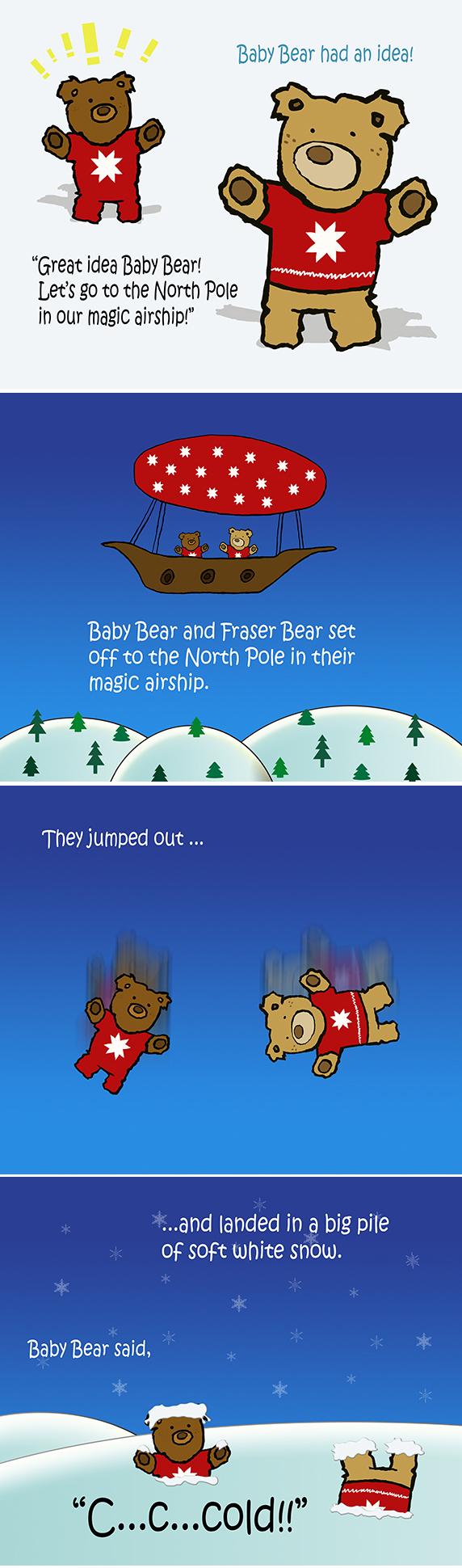 Snow Story Ending