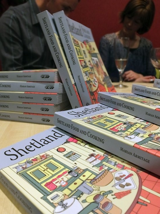 Shetland Food and Cooking by Marian Armitage