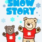 Fraser Bear's Snow Story {Competition}
