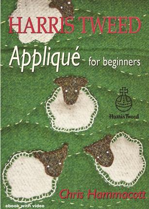 Harris Tweed Applique for Beginners