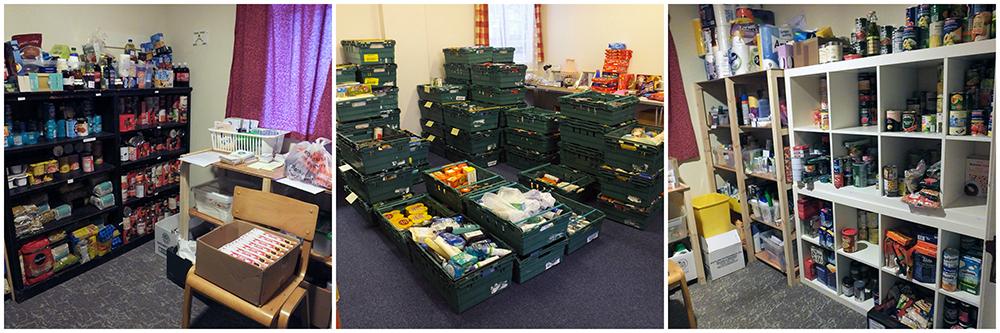 Shetland Food Bank