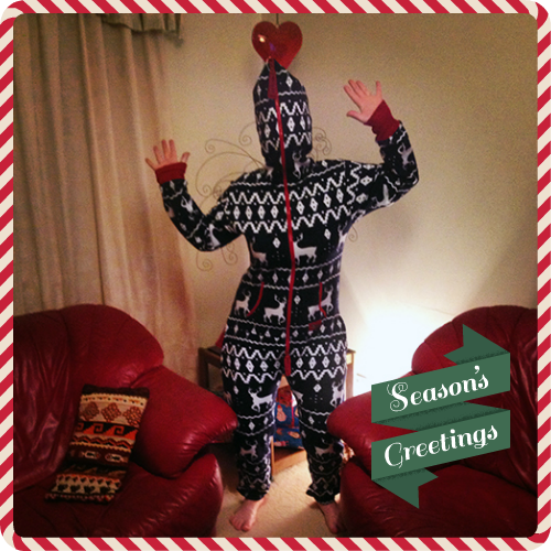 christmas jumpsuit