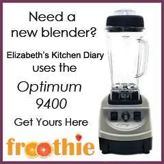 Elizabeth's Kitchen Diary
