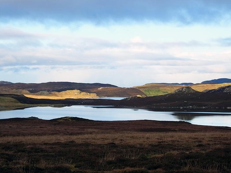 Loch of Vaara, Shetland