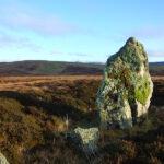 Gravlaba Standing Stones, Shetland