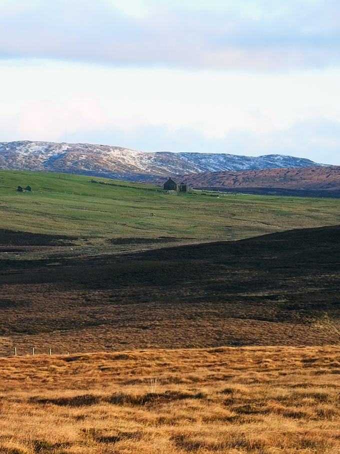 The Scord, Shetland