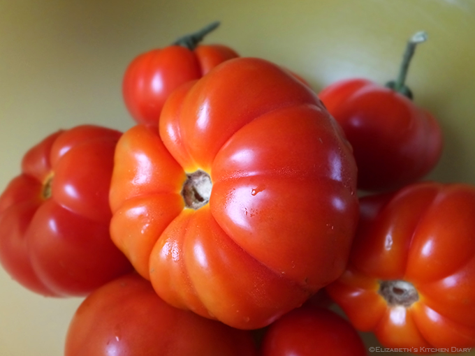 Turriefield tomatoes