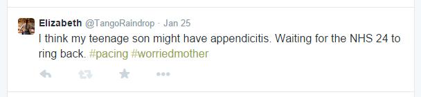 appendix tweet