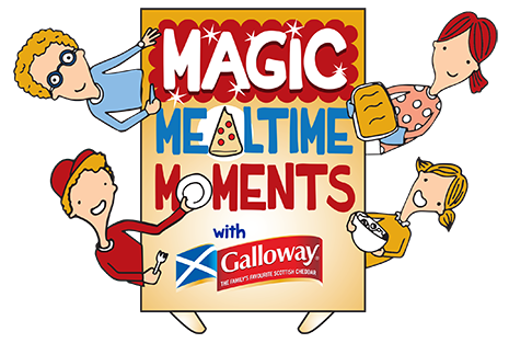 Magic Mealtime Moments