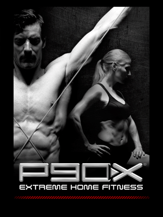p90x app screenshot