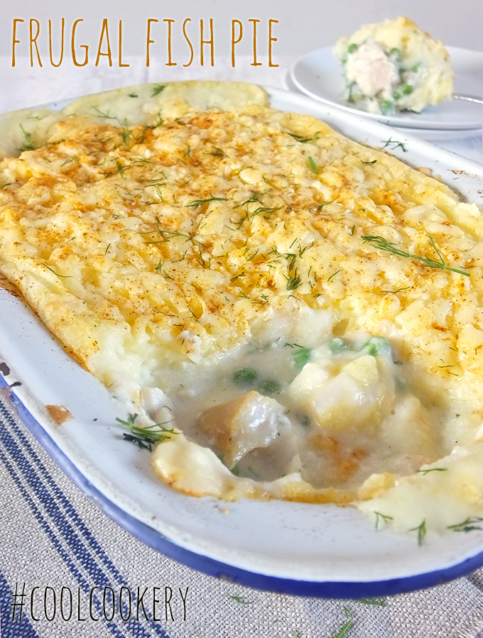 Frugal Fish Pie