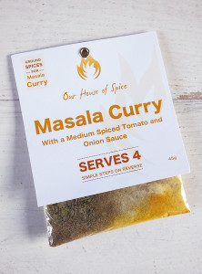 Masala Curry Spices