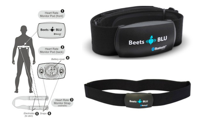 beetsblu heartrate monitor