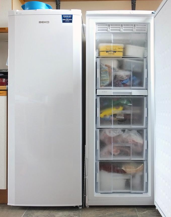 home freezer