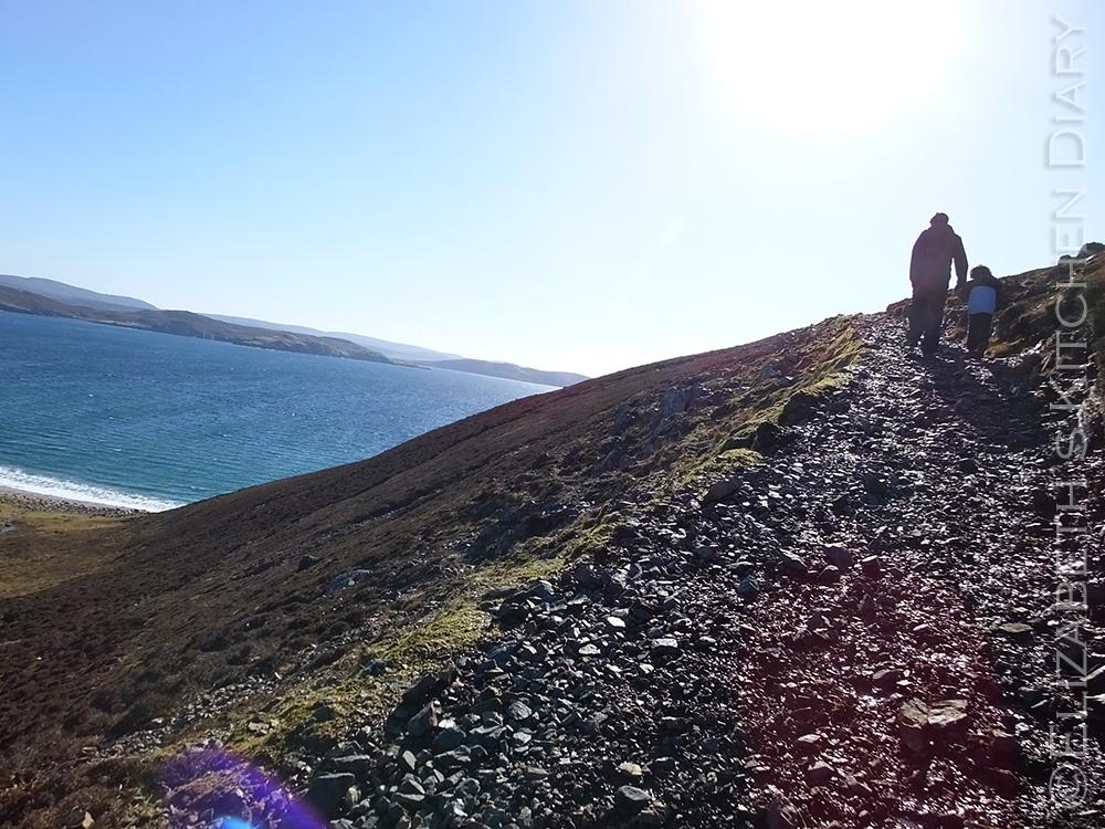 Burki Hill, Shetland