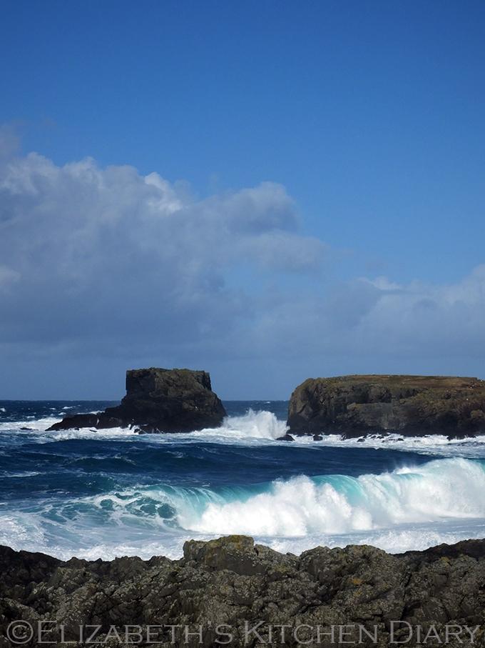 Fair Isle cliffs