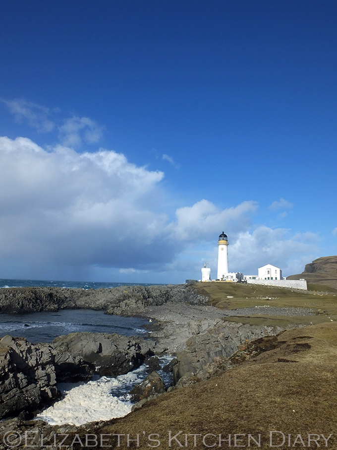 Fair Isle south light house