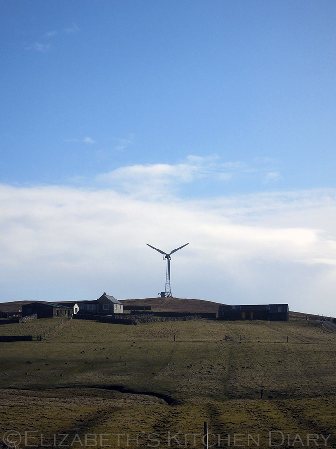 Fair Isle Wind Turbine
