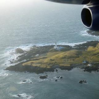 Fair Isle south lighthouse
