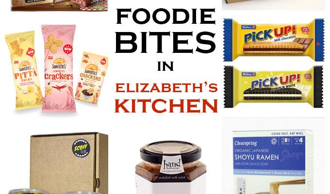 New Foodie Bites in Elizabeth's Kitchen
