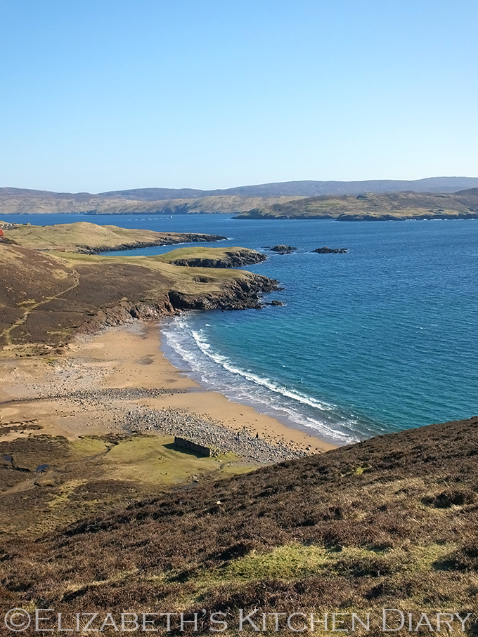 Muckle Roe Beach, Shetland