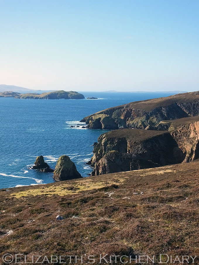 Muckle Roe, Shetland