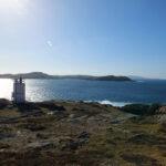 Muckle Roe Lighthouse, Shetland