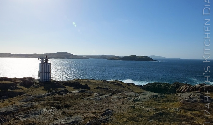 Muckle Roe Lighthouse
