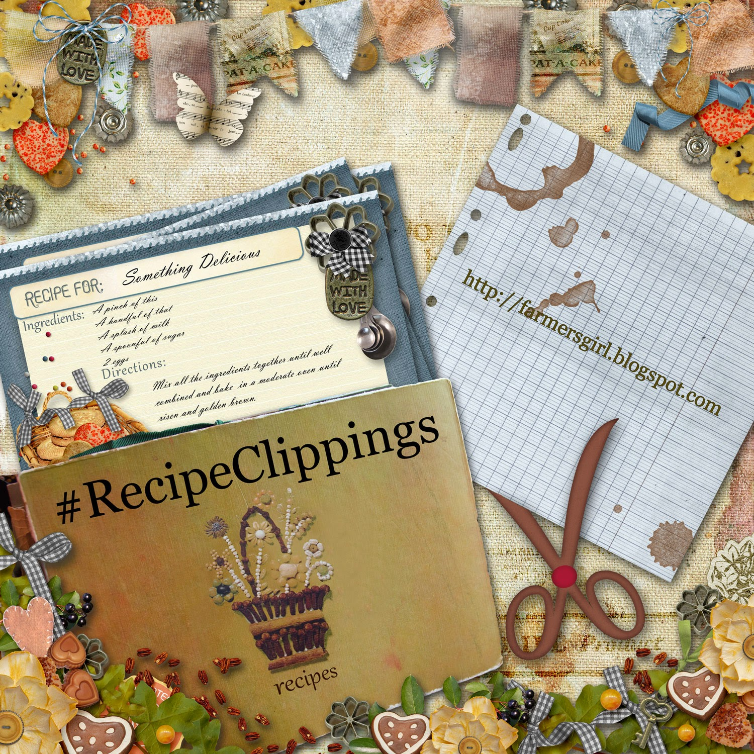RecipeClippings-logo