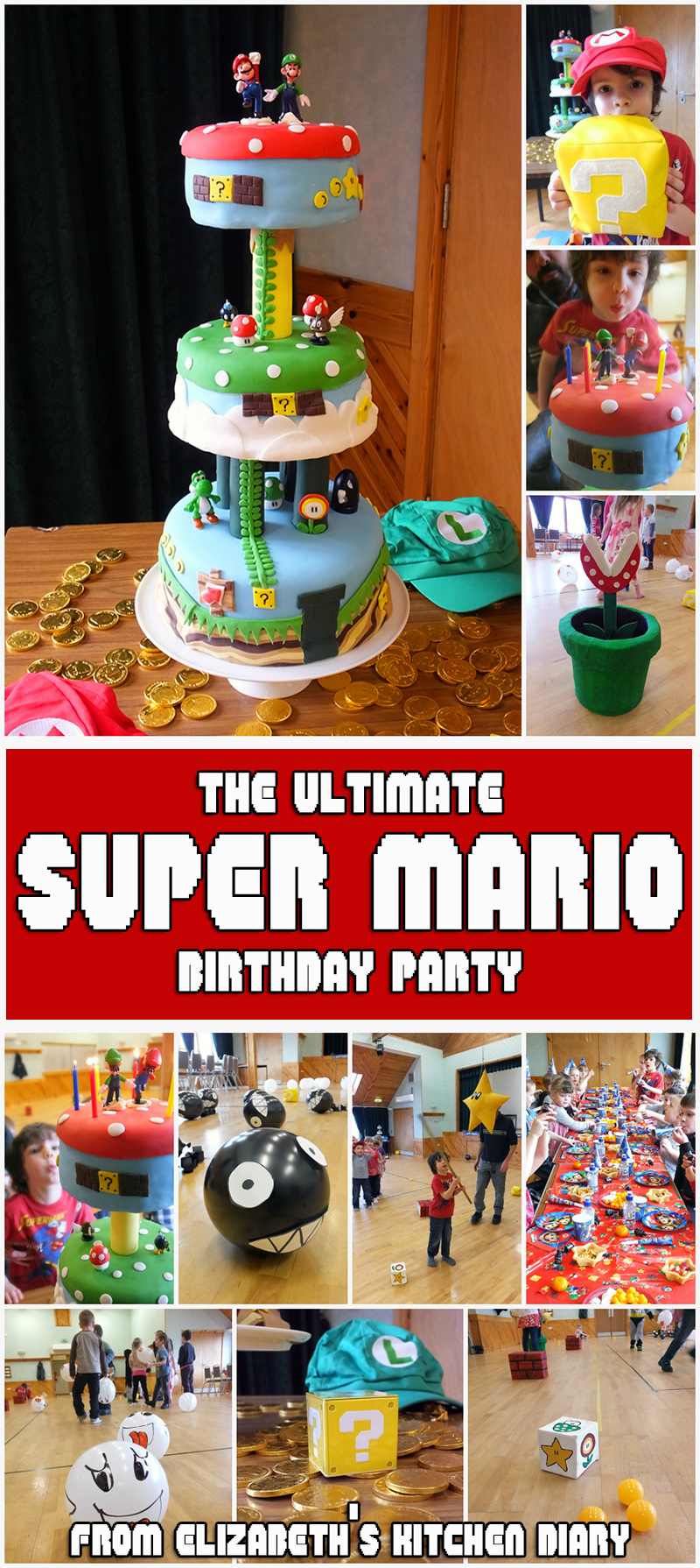 Ultimate Super Mario Party