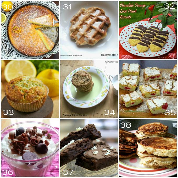 baking - Credit Crunch Munch