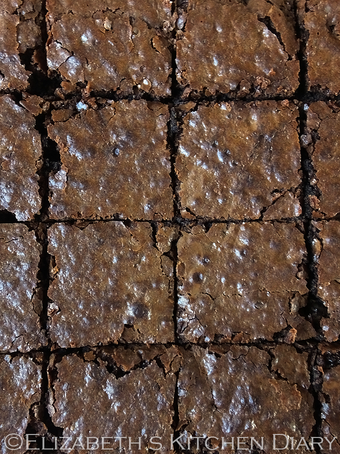 Ooey Gooey Gluten Free Chocolate Brownies