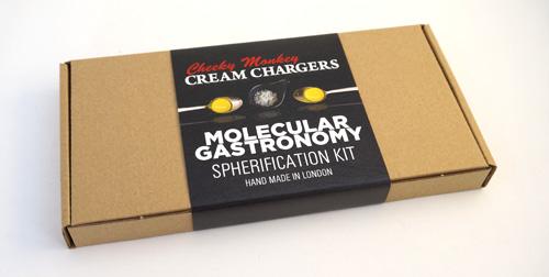 Molecular Gastronomy Spherification Kit