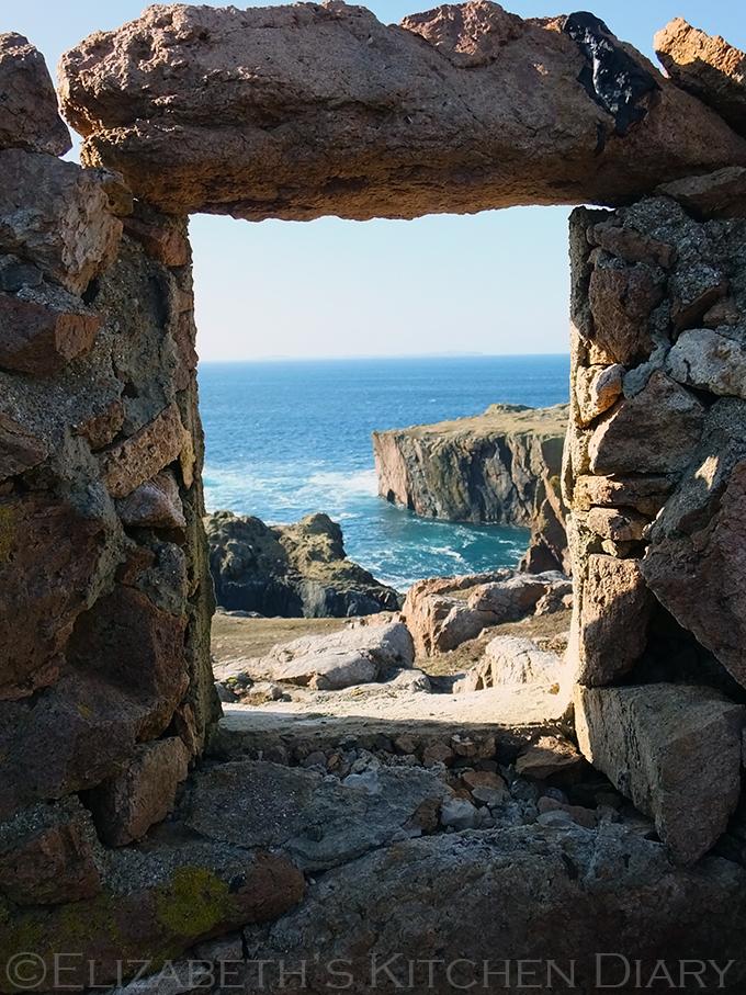 Muckle Roe Cliffs, Shetland