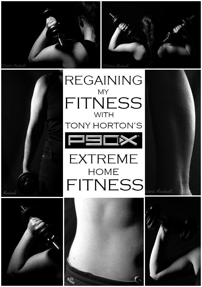 Regaining my Fitness with Tony Horton's p90x