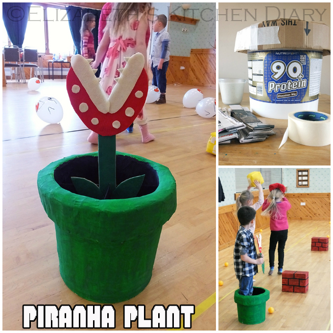 DIY Super Mario Piranna Plant