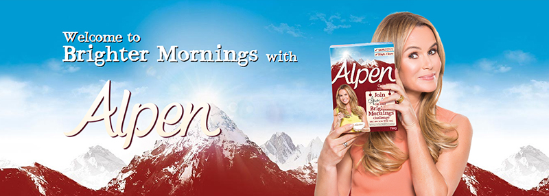 Brighter Mornings with Alpen
