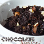 Chocolate Hazelnut Hot Fudge Pudding Cake {Redmond Multicooker Recipe & Review}