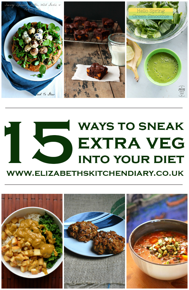 Extra Veg March 2015