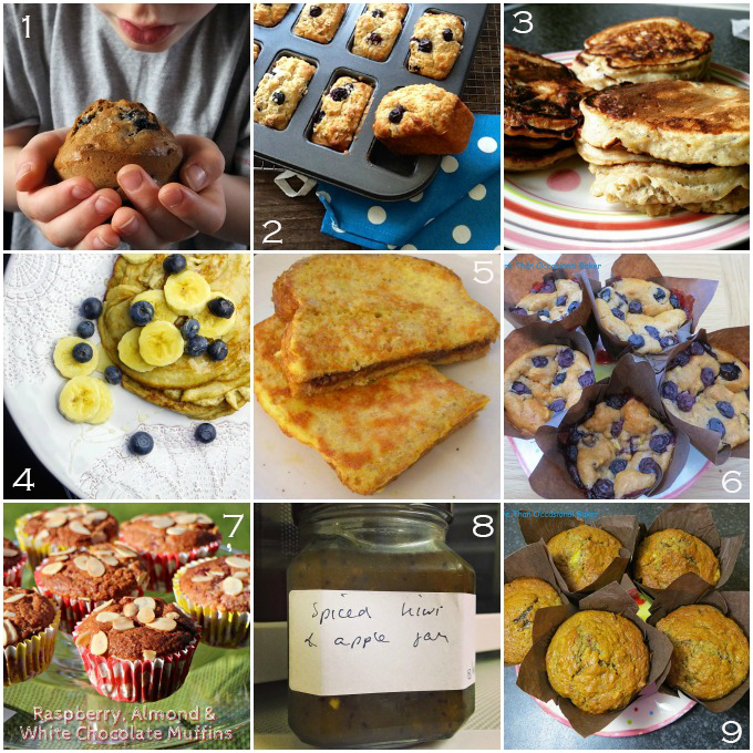 No Waste Food Challenge Breakfast Ideas