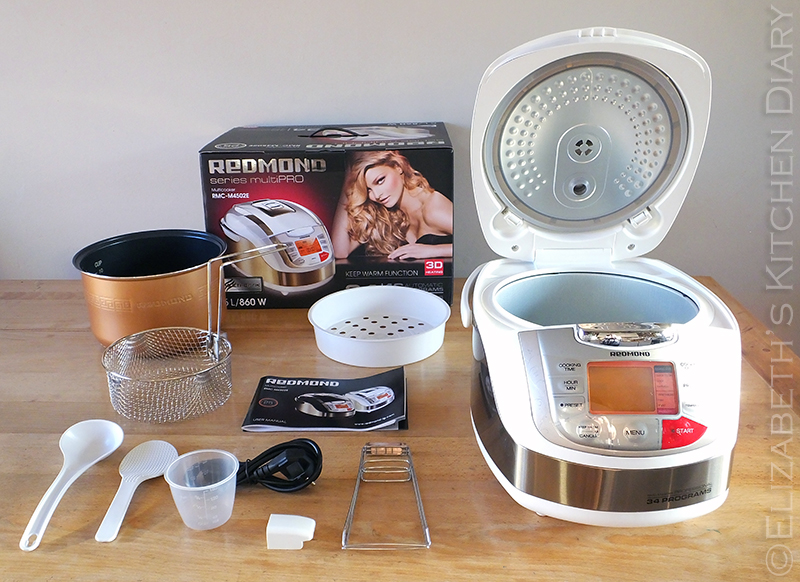 Redmond Multicooker 4502