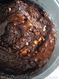 Redmond chocolate pudding cake