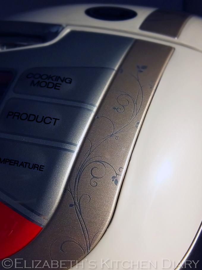 Redmond multicooker detail
