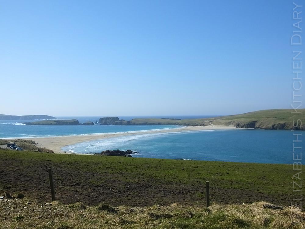 St Ninians , Shetland